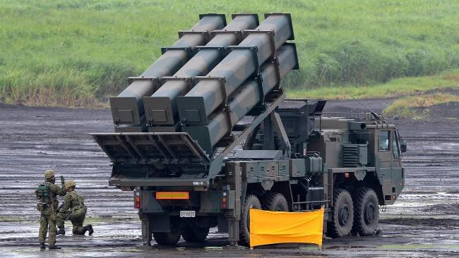 日本陆自在宫古岛部署遭当地民众反对 负责官员