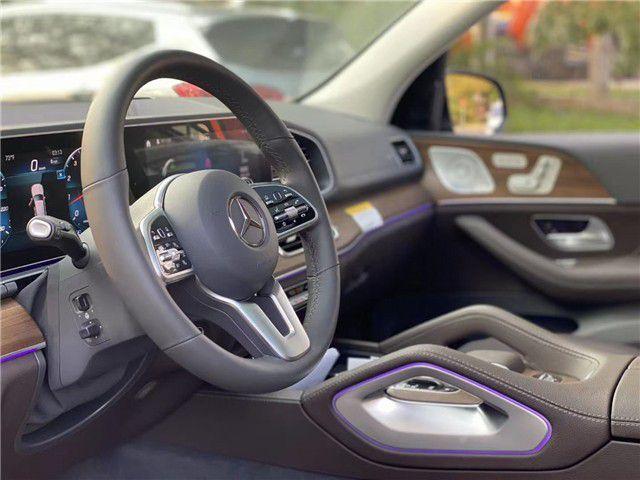 2021款奔驰GLS450 国六第一批现车报价