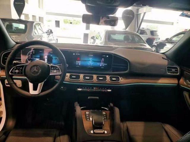 原装进口2021款奔驰GLS450现车最新报价