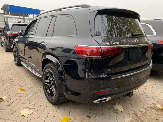 2021款奔驰GLS450 港口进口SUV报价