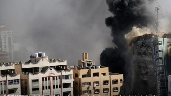 """以色列炸弹拆楼对""""台独""""当局的警示"""