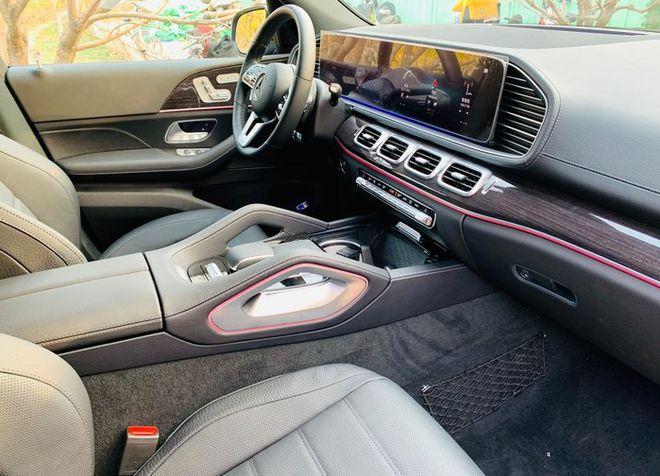 21款奔驰GLS450价格 国六现车多少钱