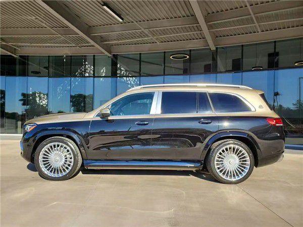 国六促销2021款奔驰迈巴赫GLS600报价