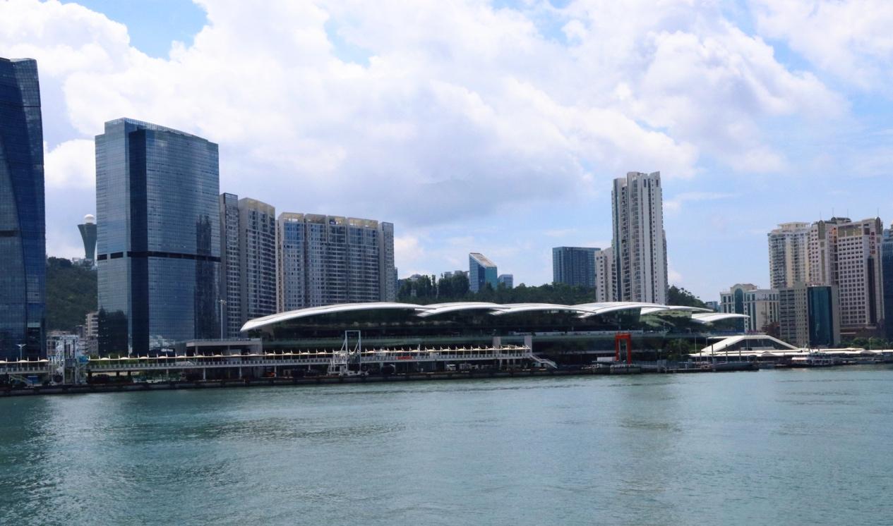 厦门国际邮轮中心(一期航站楼)