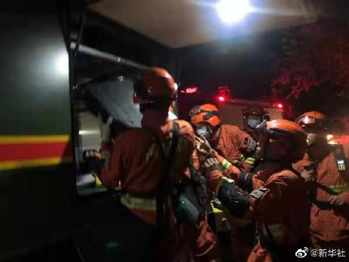 云南漾濞地震致31人死伤 2.2万余人撤离
