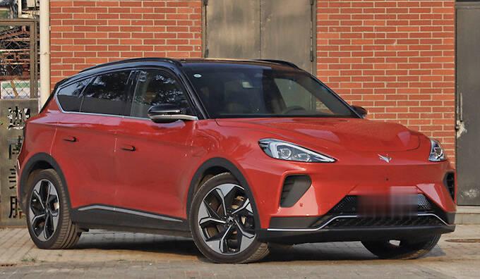 ARCFOX极狐产品规划曝光推5款新车 最低不到20万-图3