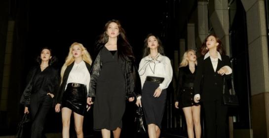 韩国女团GFriend与公司合约到期未续 六人团体将解散