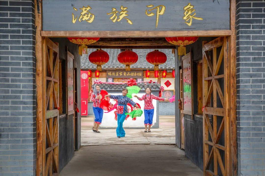 ▲长白山大关东文化园