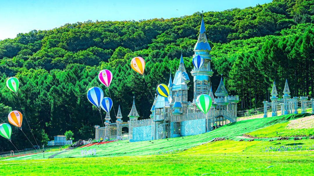 ▲神鹿峰旅游度假区