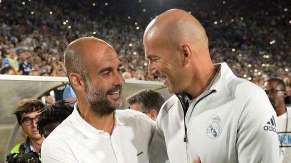 谁作为球员和教练均拿过欧冠?瓜迪奥拉、齐达内领衔7人