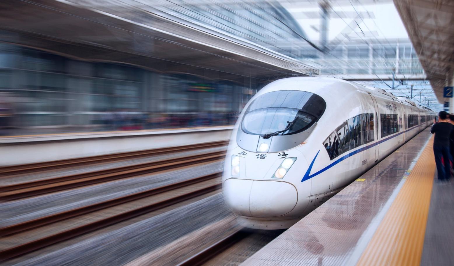 一季度国家铁路完成旅客发送量5.3亿人次,同比增40%