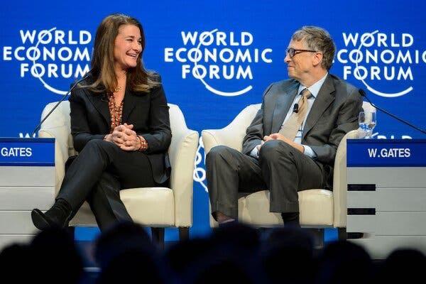 纽约时报:盖茨在工作中轻视妻子梅琳达 追求其DNF变态私服他女性