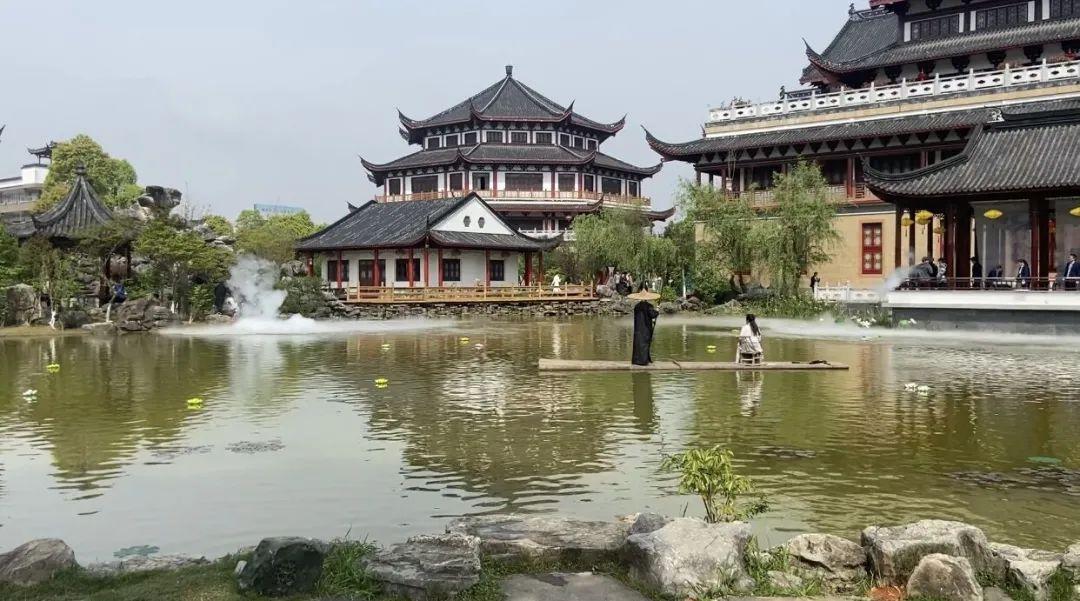 皇窑——陶瓷研学新高地。(本报记者 郑梦婷 摄)