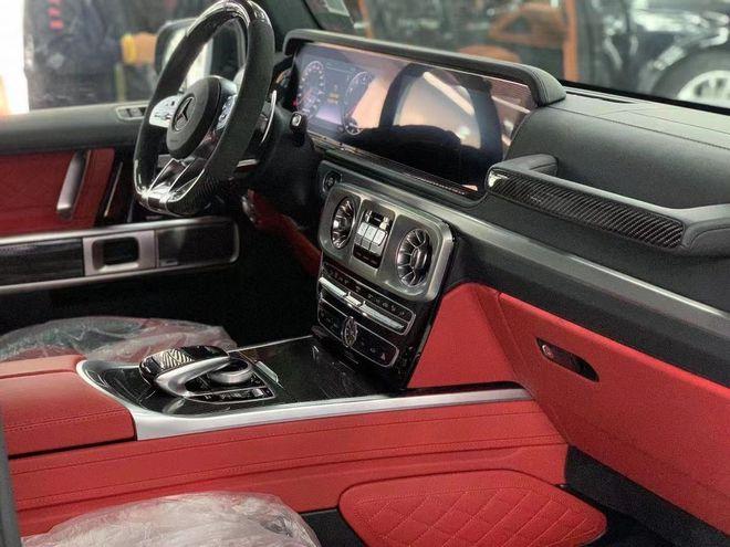 全新21款奔驰G级奔驰G63国六现车售价
