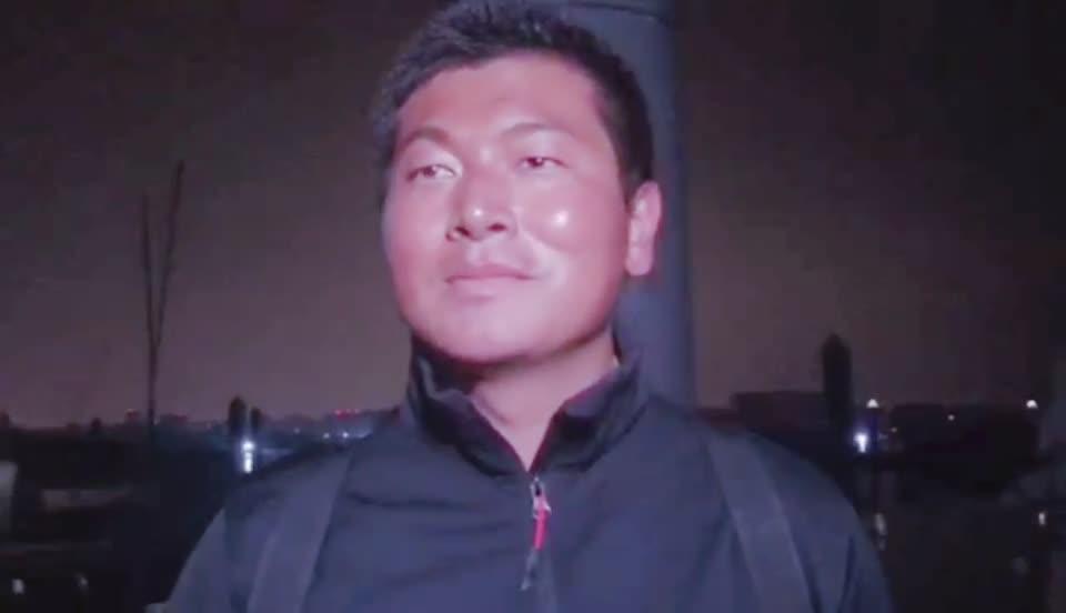 路得队舵手王路坤:第二赛段比第一段风浪更大 冲刺阶段靠运气逆转