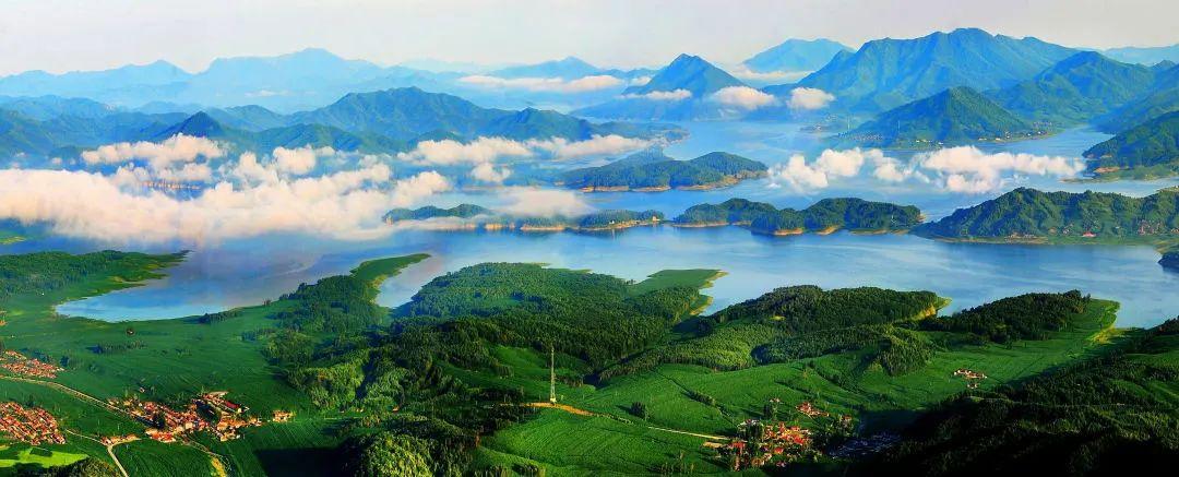 ▲松花湖风景区