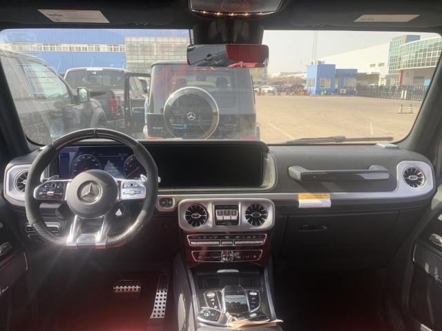 2021款奔驰G63越野鼻祖走量价入驻港口