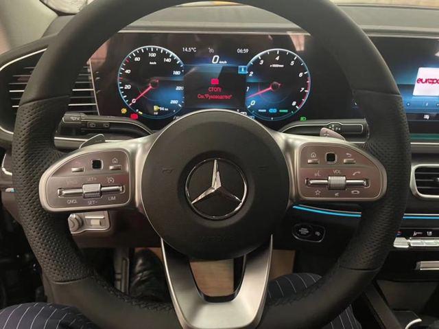 21款奔驰GLS450 加版现车优惠万元处理