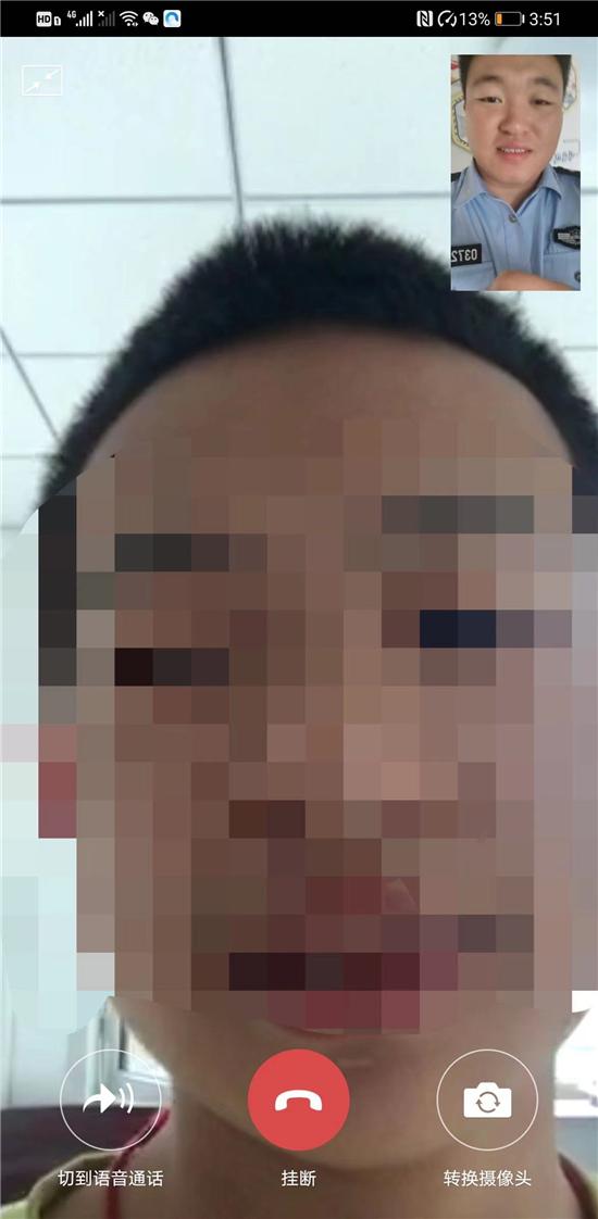 单亲父亲被刑拘 12岁孩子无人照料 依安县公安局民警这波操作很暖心