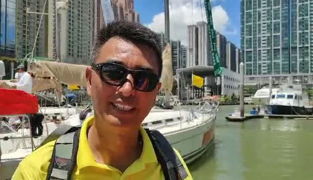 凤凰网号队船长:帆船赛变数很大 很遗憾总成绩没进前三