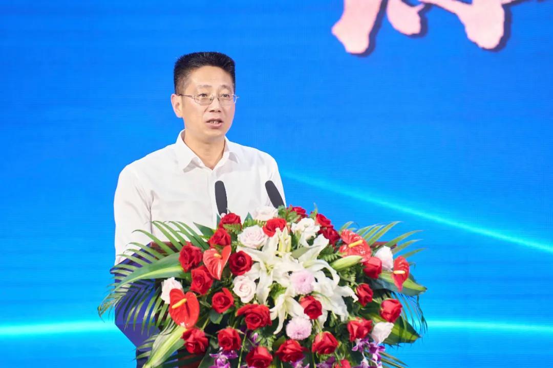 武义县委书记 姚激扬