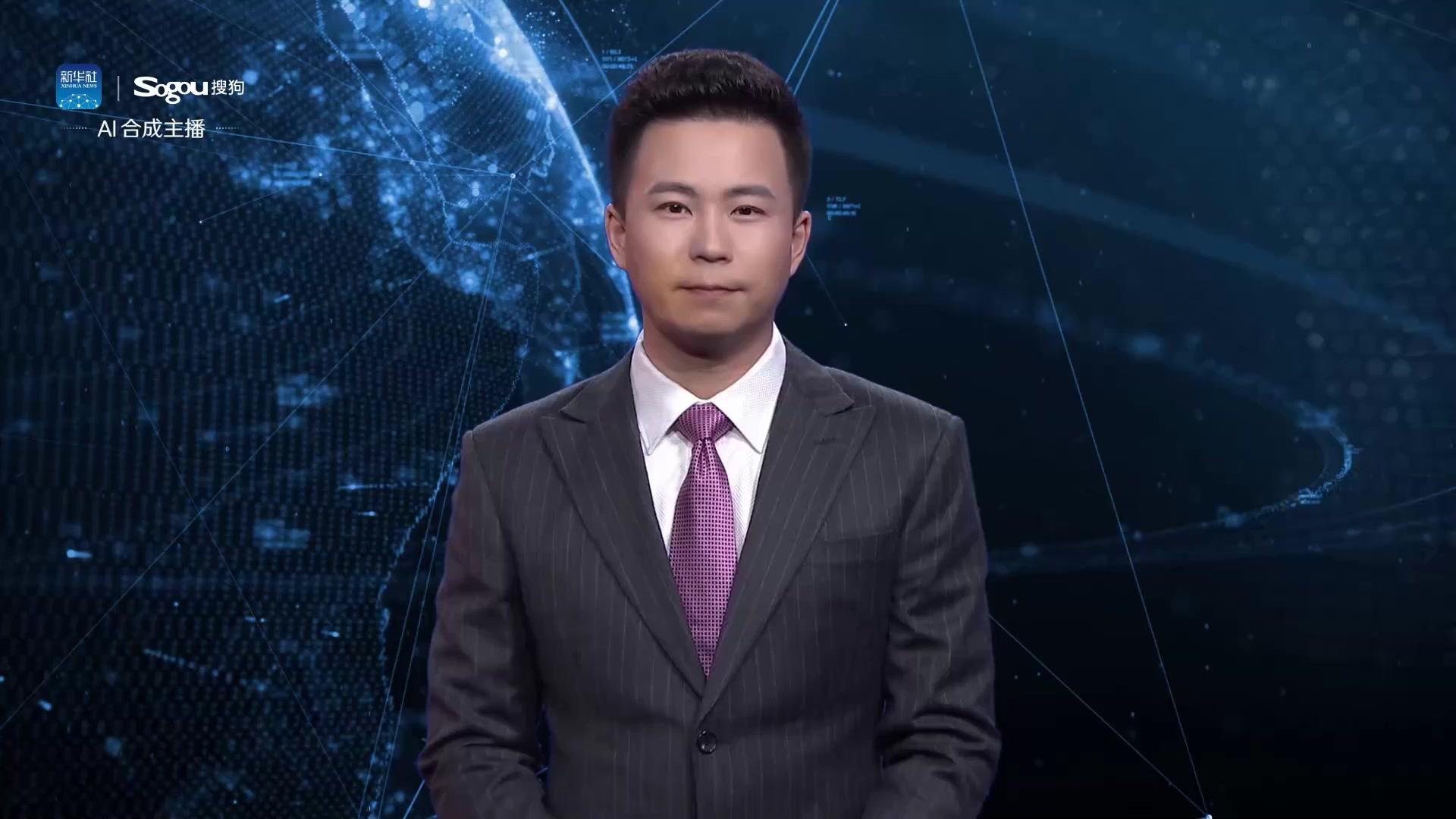 AI合成主播丨崇礼冬奥核心区实现5G网络全覆盖