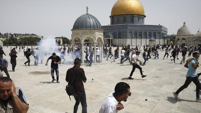 巴以停火協議生效后雙方再起沖突 巴勒斯坦警告以色列