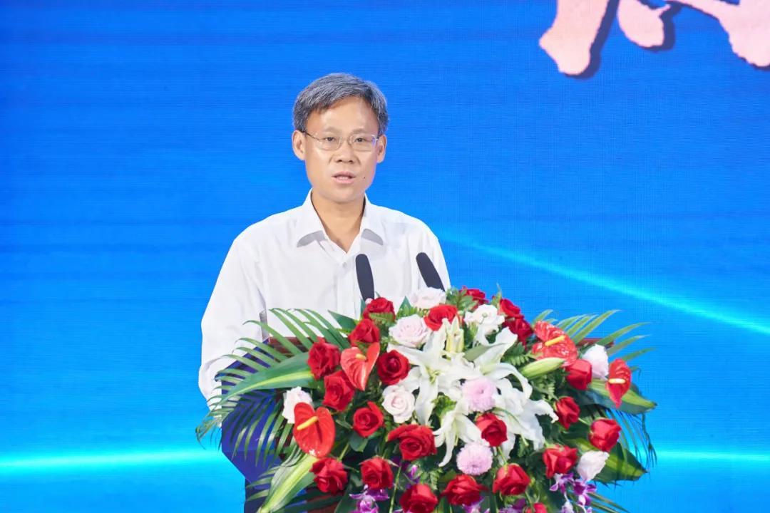 中组部党建研究所所长、全国党建研究会秘书长 张阳升