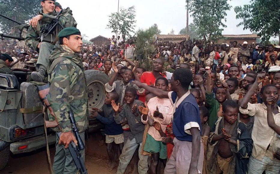 """近百万人被杀,马克龙承认法国对卢旺达种族灭绝""""有责任"""",但非""""帮凶""""插图(3)"""