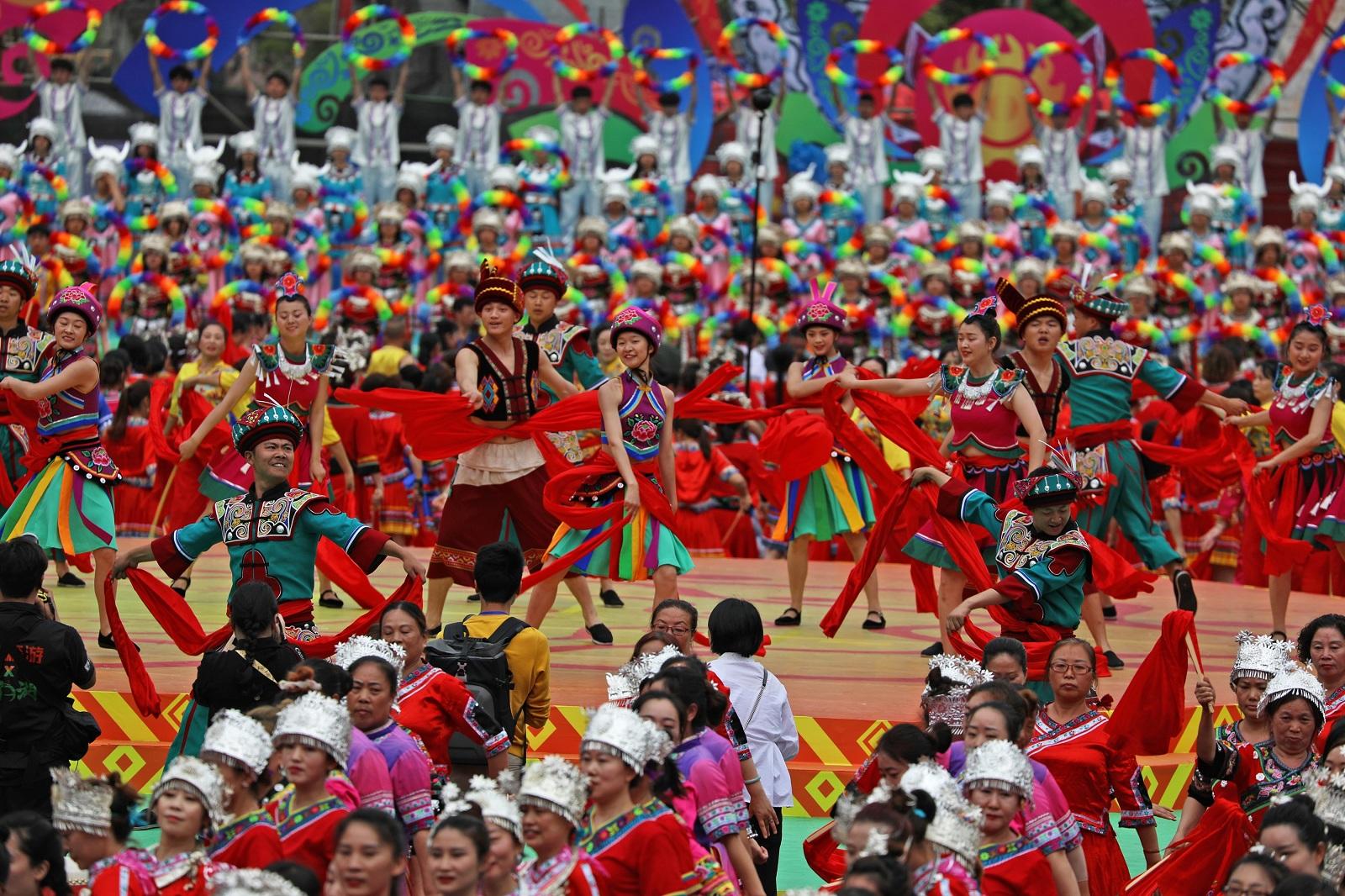 重庆彭水:打造文旅融合发展新标杆