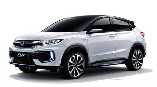 NEDC续航超400km!东风本田首款纯电SUV售16.98万起