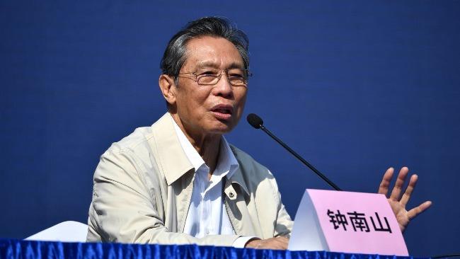 钟南山:突破技术瓶颈要靠自己 我从不指望国外