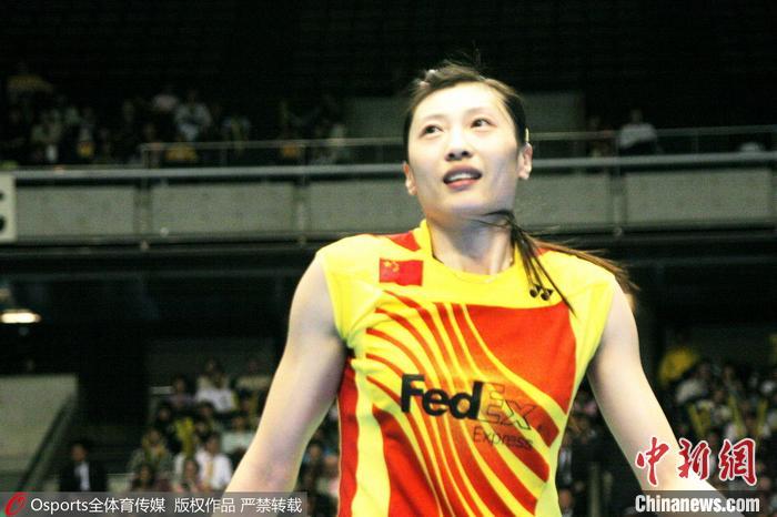 资料图:张宁 图片来源:Osports全体育图片社