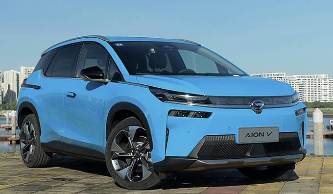 广汽埃安5月销量涨154AION S新车型年内推出-图2