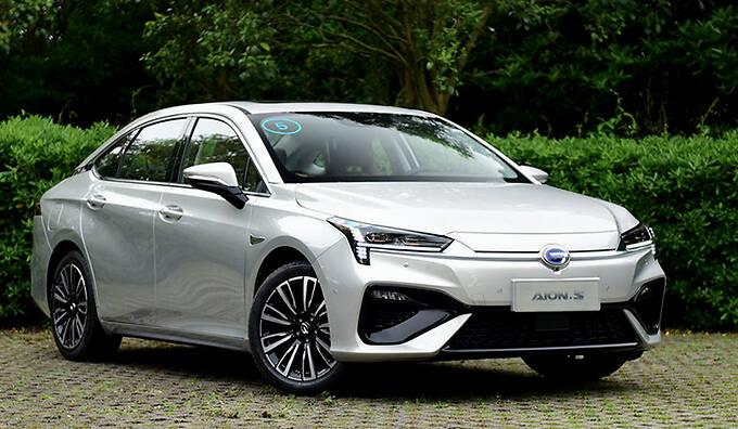 广汽埃安5月销量涨154AION S新车型年内推出-图1