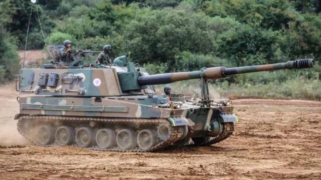 印度决定在边境部署韩国的K—9自行火炮,它到底厉不厉害?