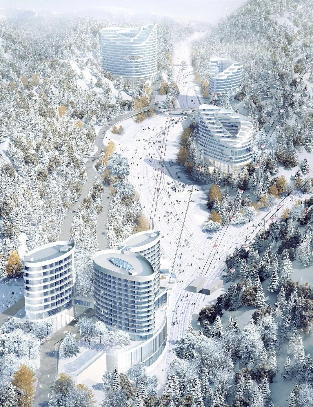 赤城·新雪国