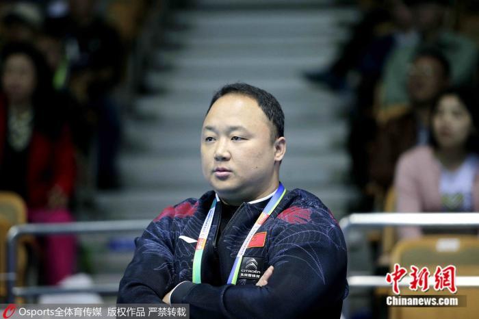 中国羽毛球协会主席张军。图片来源:Osports全体育图片社