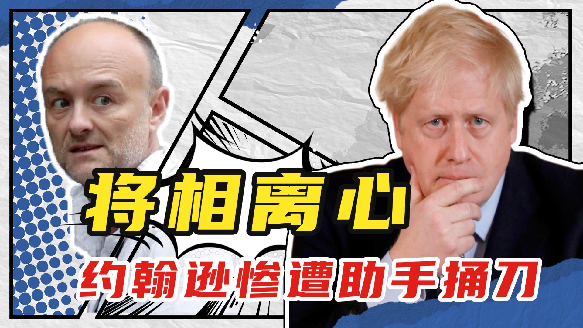 小徐叨不叨3 约翰逊被昔日助手痛斥7小时 英国抗疫计划都是谎言?