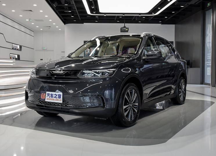 奇点汽车 奇点iS6 2017款 基本型