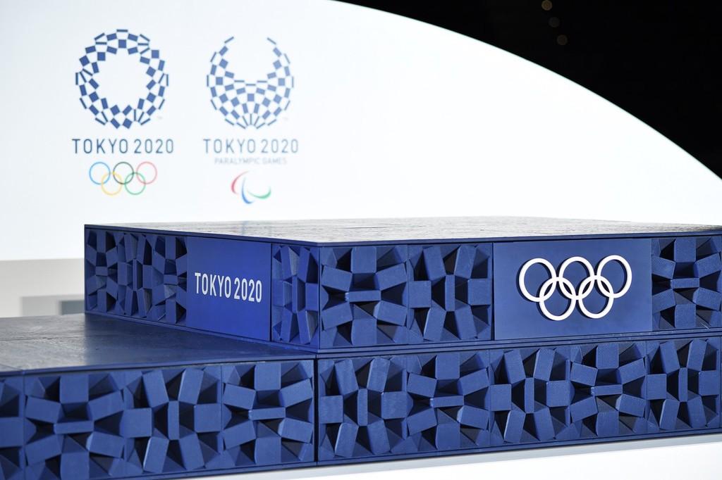 东京奥运颁奖环节设计理念大揭秘