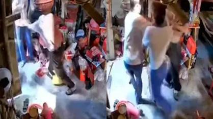 警方通报聋哑老人遭学生殴打抢劫:4人被刑拘