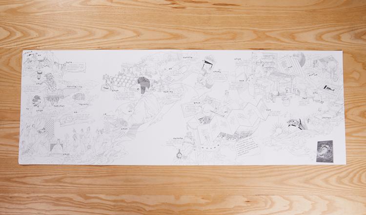 比艺术品还美的历史书,830幅插画642个考点,孩子直呼学上瘾