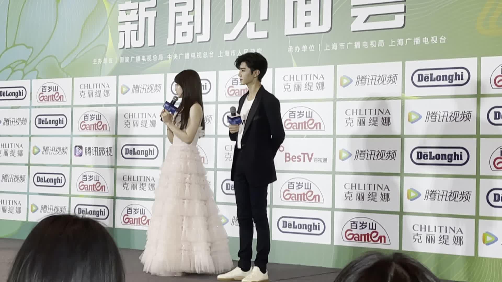 直击上海电视节丨徐梦洁:就是要当爱豆里最会演戏的