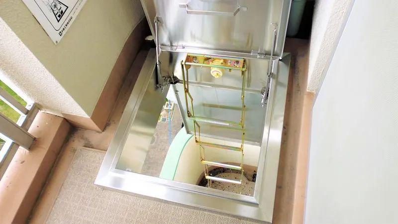 关键时刻能救命!日本人设计的阳台遇到地震也不怕