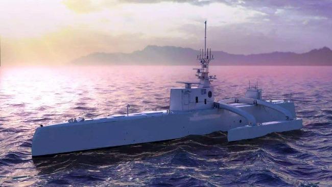 """揭秘美军""""幽灵舰队"""":隶属美国防部长办公室,被列为重点项目"""