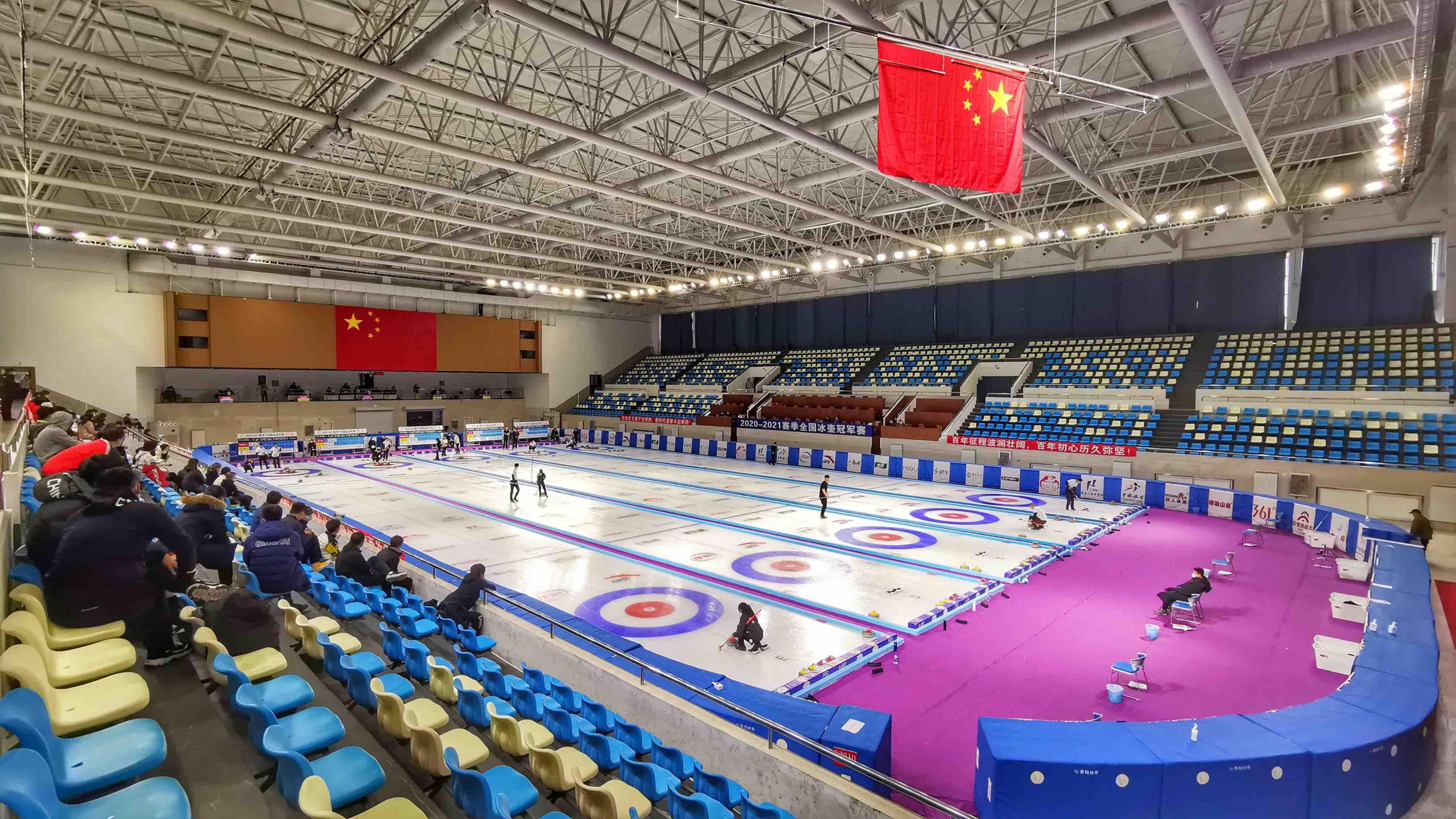 黑龙江省滑冰馆