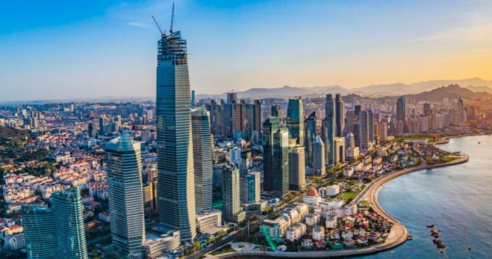 新一线城市人口近2亿 青岛人口吸引力显著增强