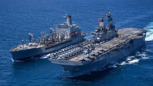 """狮子大开口!美印太司令部要求增加近10亿美元军费预算,还扯上""""威慑中国"""""""