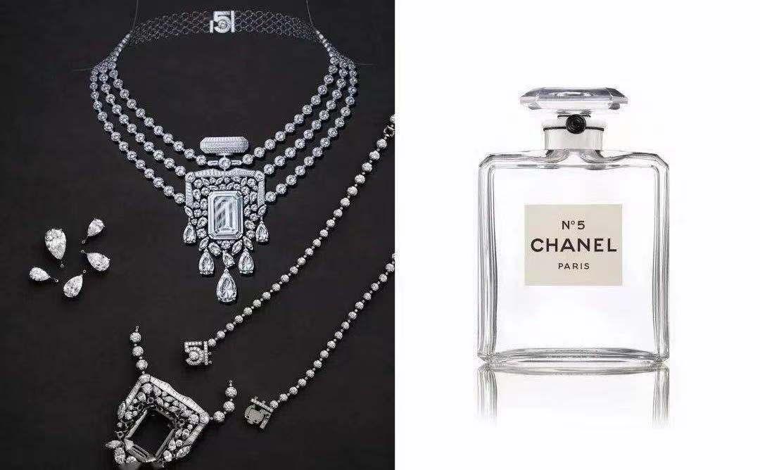 图/香奈儿Chanel官方微博截图